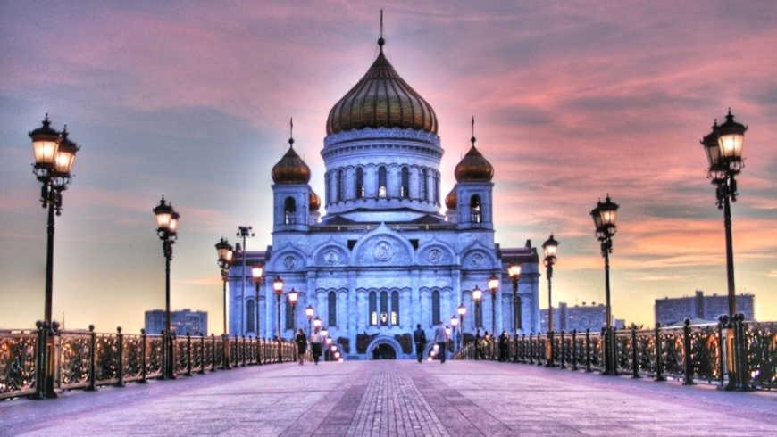 Zakenreis Moskou
