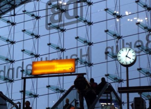Berlijn, Hauptbahnhof