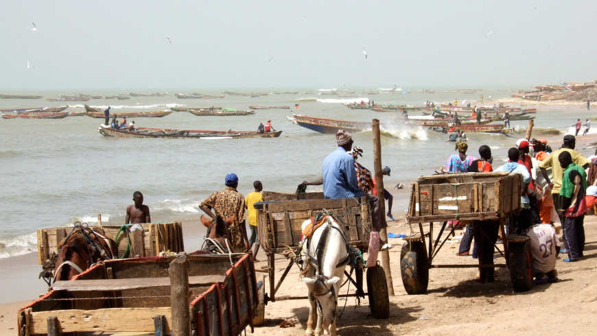 Strandvakantie Senegal