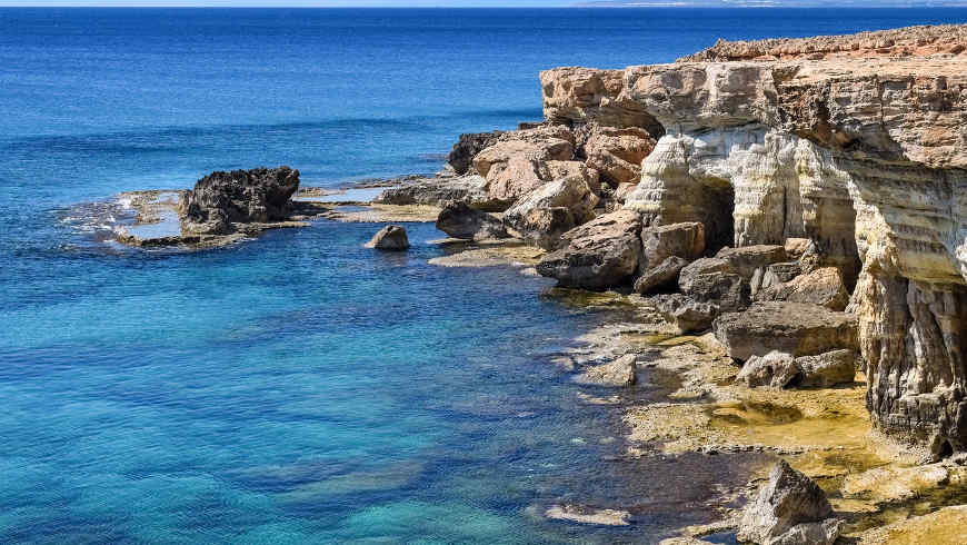 Vliegtickets Cyprus