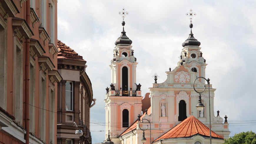 Vliegtickets Vilnius, Litouwen