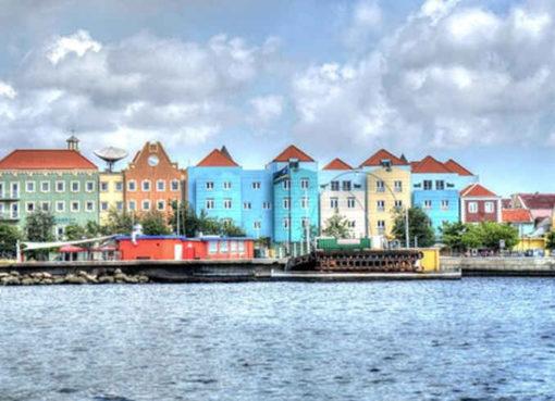 Vliegtickets naar de Nederlandse Antillen, Curaçao