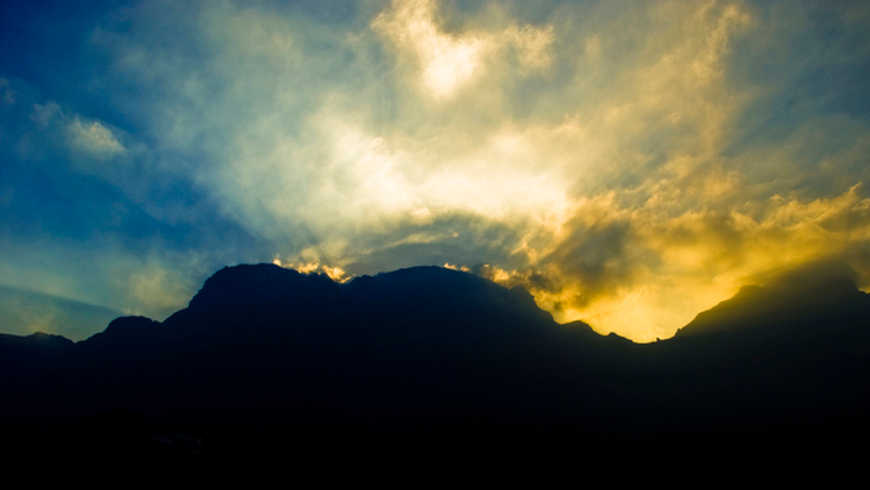 Tafelberg, Afrika
