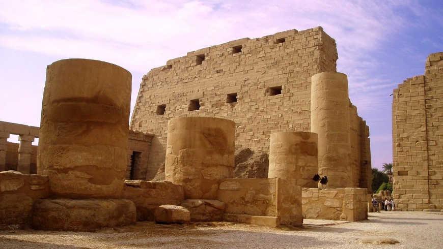 Tempel van Karnak, Egypte