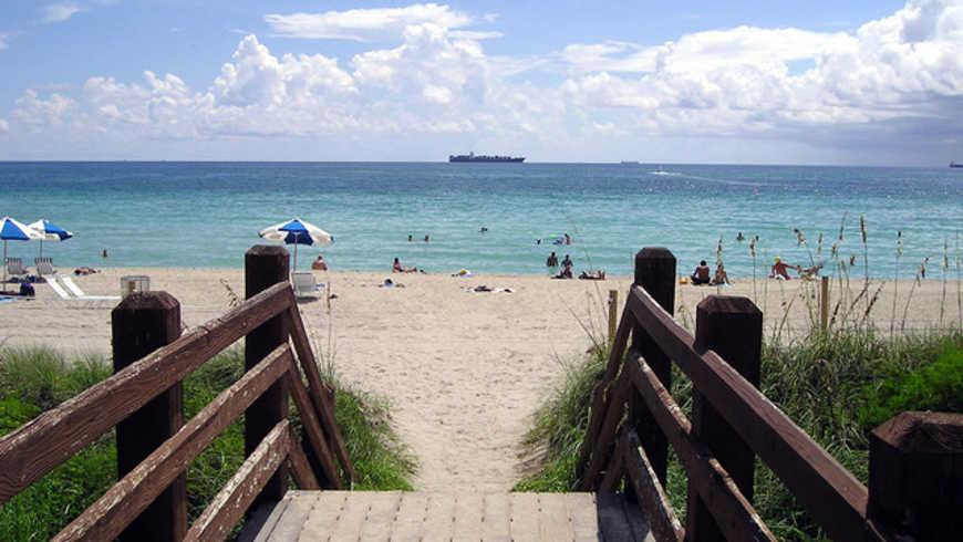 Vakantie voor singles: Miami