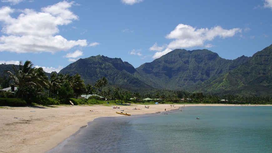 Strandvakantie Hawaii