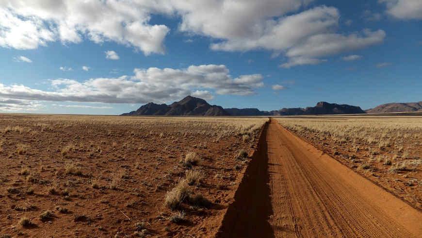Vliegtickets Namibie